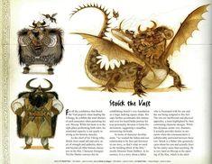 """Иллюстрации из книги """"The Art of How to Train Your Dragon"""" , изданной по мультфильму """"Как приручить дракона"""" . История создания мультфильма ."""