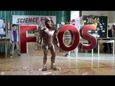 Iron Man Science Project