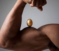 Can Eggs Make You Stronger