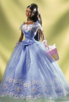 Birthday Wishes Barbie Doll 2001