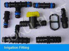 Our company offers a collection of Irrigation fitting that is used extensive assemble the irrigation system. In these fitting using manufactured by Polypropylene (PP), HDPE (High Density Polyethylene) material in observance with set of manufacturing values and is leak-proof associations and dimensional precision.