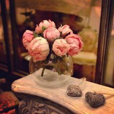Bouquet of Peonies by minismarillum on Etsy