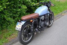 XJ650 Cafe Racer/Brat/Tracker http://thebikeshed.cc/bikes/yamaha-xj650-cafe-racer-bratstyle-streettracker/