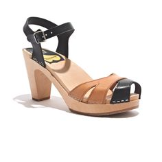 Swedish Hasbeens® Suzanne Sandals