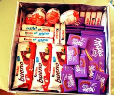 Mmmm sweats, I love sweats ♥♥ Who likes sweets yet?