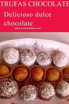 Delicias de chocolate y crema