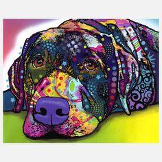 Pop Art Animal Prints. It looks like Julie @Dana Curtis sharp
