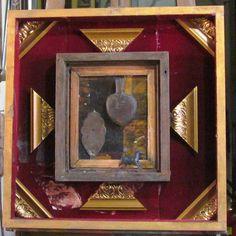 Raimundo Rodriguez Relicário Transfigurado  50 x 50 cm  2015
