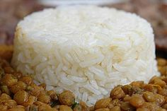 ... latin style cooked white rice how to cook rice ecuadorian latin style