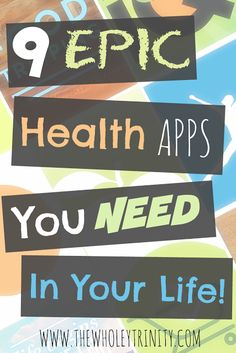 9 Epic Health Apps You Need In Your Life