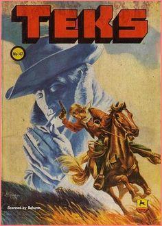 Magazine, Western Art, Pulp Fiction, Sculpture Art, Entertainment, Cartoon, Comics, Cover, Books
