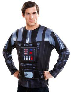 Star Wars Homme Dark Vador armure costume Noir Small Medium Large XL