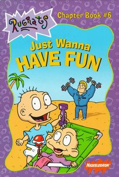Kids Chapter Books, Rugrats All Grown Up, New Uses, Greatest Adventure, Book Collection, Entertainment, Author, Retro, Fun