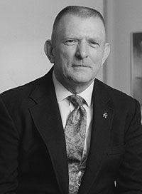 "Gene Kranz. Best known for his role as lead Flight Director during NASA's Apollo 13 manned mission. Recipient of a Presidential Medal of Freedom. In a 2010 Space Foundation survey, Kranz was ranked as the #2 most popular space hero. What a leader. He said; ""When bad things happened, we just calmly laid out all the options, and failure was not one of them."""