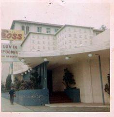 It's Boss in 1967- Sunset strip / Ciro's prior