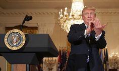 OLATUN'S NEWS: Trump to McCain: Get well soon. That's an order