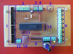 Here you can download schematics, pcb, firmware and software – everything needed for DIY build. DIY controllers are same as assambled Mk1 from my shop – no differences. You can use this work and make derivative works based on it but only for noncommercial purposes. For commercial purposes you need written permission from us. Preprogrammed …