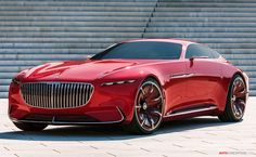 2016 Vision Mercedes-Maybach 6 Concept