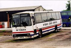 https://flic.kr/p/6PjJr6 | Leyland Tiger TC Type | Unused for many years this Leyland Tiger carries the later coach version of Alexanders T type bodywork known as the TC.Bonded glazing and a coach type single piece entrance door feature in a much improved front end design