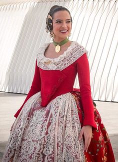 Costumes Around The World, Evening Dresses, Formal Dresses, Renaissance Clothing, Period Outfit, Traditional Fashion, Bell Sleeve Top, Sleeves, Clothes