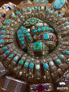 Harpo Bijoux © #nativeamerican #turquoise #jewelry #bagueturquoise #navajo