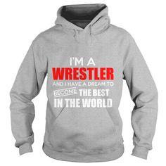 I am a Wrestler