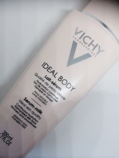 The only product that has soothed my dry winter skin - this week's monday.must is from VICHY! See full details on the blog. Ideal Body, Sensitive Skin, Serum, Posts, Bottle, Winter, Blog, Winter Time, Goal Body