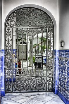 Blue & White (Andalusia, Spain)