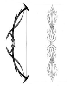 satyr_archer_bow_by_mechwarrior26.jpg (600×789)