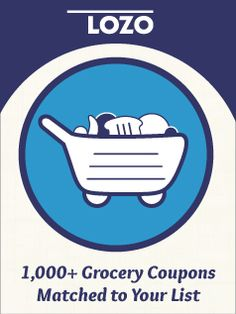 You put in your grocery list and it finds the coupons for you!  just tried it and it works!!! Free Printable Grocery Coupons: Over 1,000 Coupons at LOZO.com
