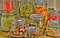 Je conserve mes légumes en bocaux | Je cuisine mon potager