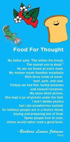 meatball poem