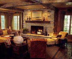 JAI-designed custom mountain home