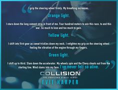 Collision by Evie Harper