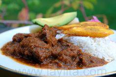 El seco de carne con tamarindo es un delicioso guiso preparado carne  de res cocido a fuego lento en una salsa de tamarindo, cerveza, cebolla, ajo, comino, tomate, pimiento, comino, cilantro y especias.