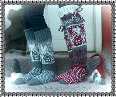 Keskeneneräinen | Kodin Kuvalehti Wool Socks, Knitting Socks, Knit Or Crochet, Womens Slippers, Sweater Weather, Leg Warmers, African Fashion, Mittens, Sheep