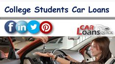 college student car loan programs