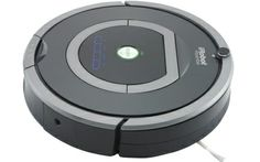 Win a fantastic iRobot vacuum cleaner worth almost £600! - with this babe doing household chores will become quic and easy: