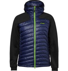 PhenixSnow Force Panelled Shell and Jersey Mid-Layer Jacket