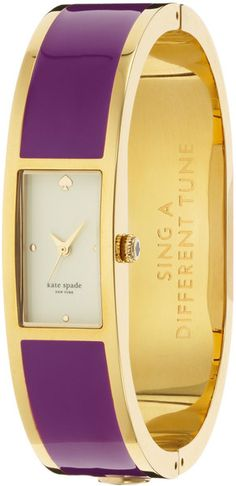 Ladies Carousel Bangle Watch - Lyst