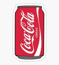 Coke Stickers Coca Cola Aufkleber The post Cola-Aufkleber & Vsco appeared first on Print . Stickers Cool, Red Bubble Stickers, Food Stickers, Tumblr Stickers, Phone Stickers, Printable Stickers, Planner Stickers, Preppy Stickers, Macbook Stickers