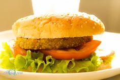 Deléitate con nuestras deliciosas Hamburguesa de Mijo.  Encuéntranos en Facebook e Instagram :)