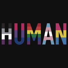 Human, LGBT+