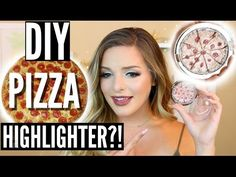 DIY PIZZA HIGHLIGHTER?! Does It Work?! Test It Out Tuesday | Casey Holmes  I love Casey so much! SO genuine, sweet, and such a beautiful person inside and out :)