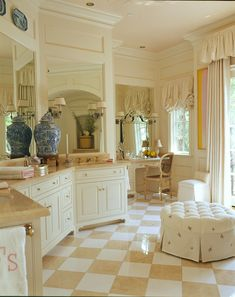 Small space simple color choices for flooring/ cabs / counter | Cathy Kincaid Interiors