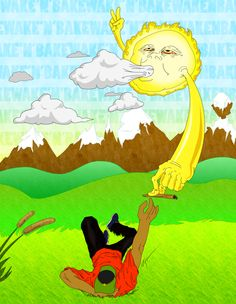 Pass That Blunt Sun