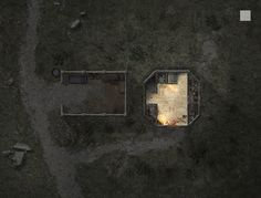 Blackwall Keep Exterior (night) by hero339 on DeviantArt