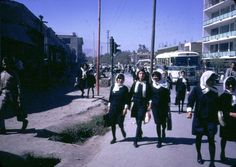 20. Afganistán en los años 60