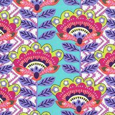 Sew Scrumptious Fabrics - Michael Miller - Ernesta (Grape), £3.00 (http://www.sewscrumptious.co.uk/michael-miller-ernesta-grape/)