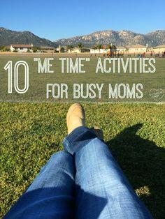 10 me time activitie